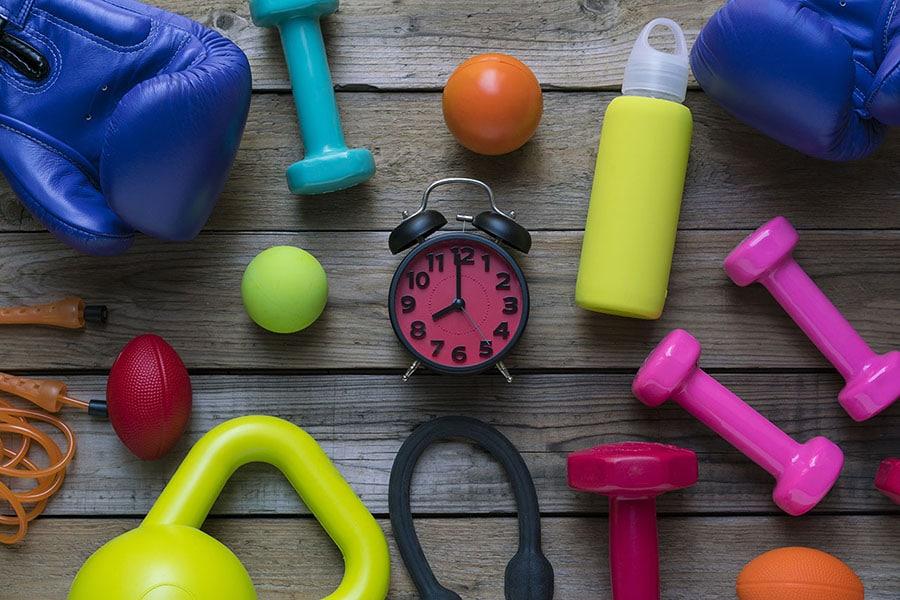Ile razy w tygodniu i jak ćwiczyć, żeby szybko schudnąć 10kg?